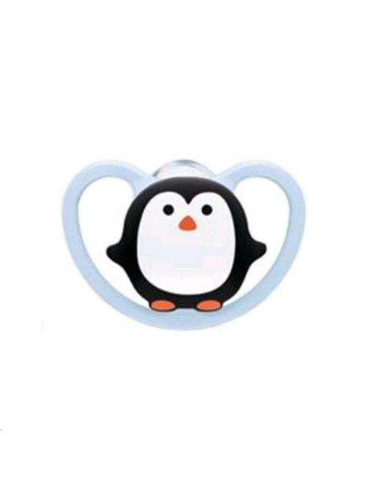 Baba cumi Space NUK 0-6h penguin