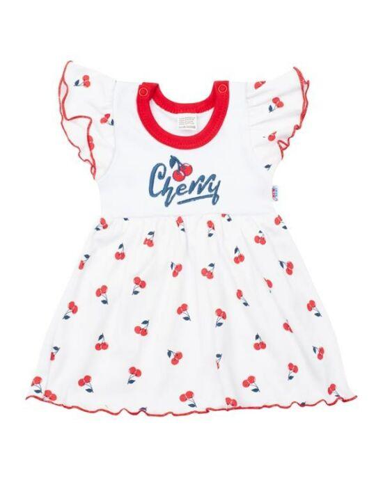 Baba pamut ruha New Baby Cherry