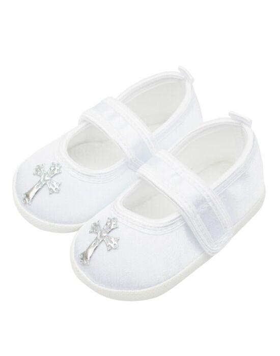 Baba cipő a kereszteléshez New Baby 3-6 h