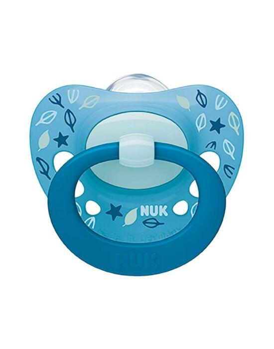 Baba cumi  NUK Classic Signature 18-36h kék