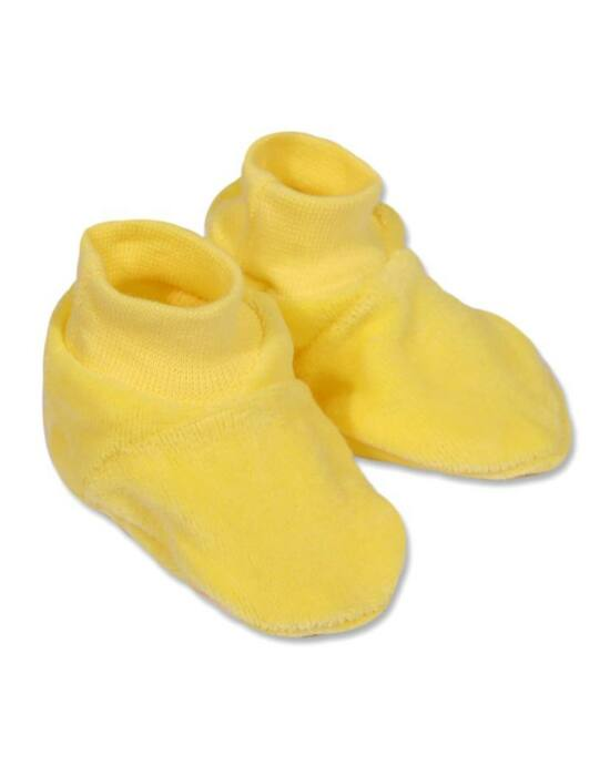 Gyerek cipőcske New Baby sárga