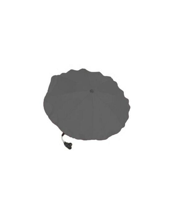 Napernyő babakocsira sötét szürke
