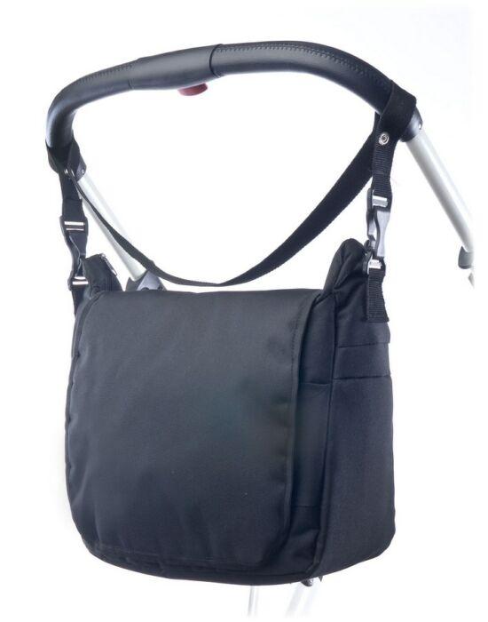 Pelenkázó táska CARETERO - black