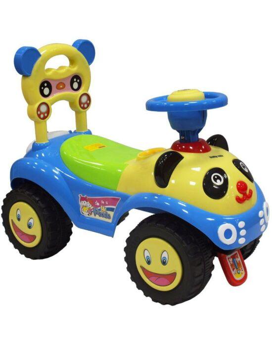 Jármű Baby Mix Panda blue