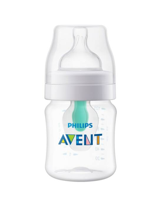 Baba cumisüveg Anti-colic szeleppel AirFree 125 ml
