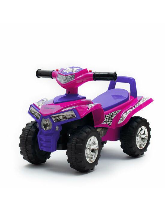 Gyerek négykerekű jármű Baby Mix rózsaszín több színben