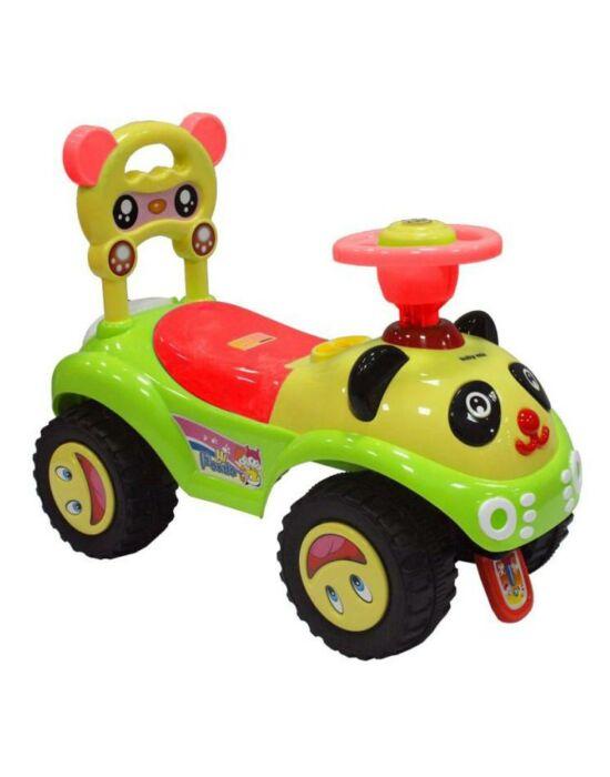 Jármű Baby Mix Panda  zöld