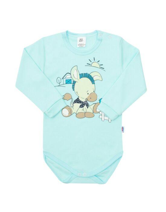 Baba body New Baby Donkey türkiz