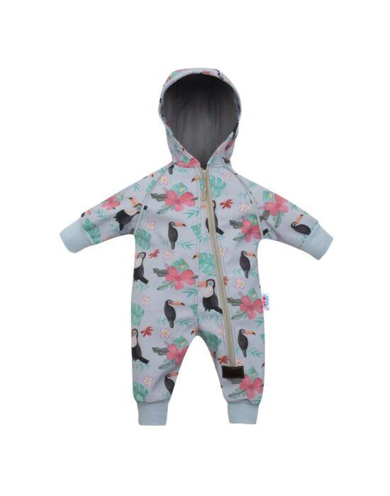 Softshell baba overál New Baby Tukánmadár