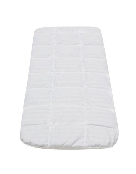 Gyerek matrac kocsiba New Baby BOBO 75x35x3 szivacs-hajdina fehér