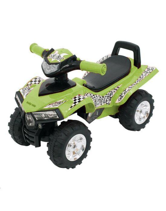 Gyerek négykerekű jármű Baby Mix zöld
