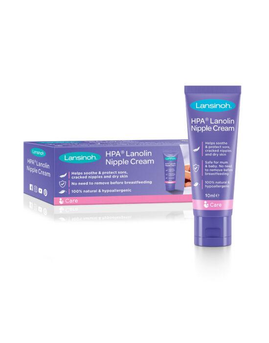 Bimbóvédő krém HPA Lanolin 10 ml